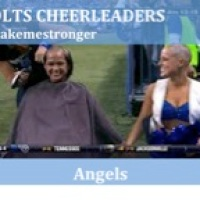 Cheerleaders #MakeMeStronger