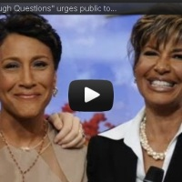 """Robin Roberts """"What Will Your Answer Be?"""""""