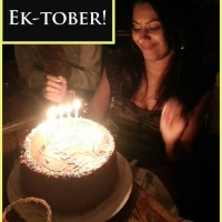 Are you ready for Ek-tober?