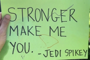 Stonger Jedi Spikey